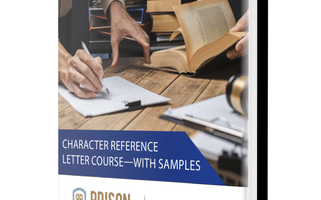 What is the purpose of a character reference letter?